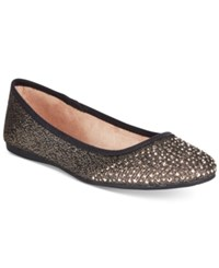 Styleandco. Style Co. Angelynn Flats Only At Macy's Women's Shoes Black Gold
