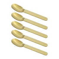 Hay Everyday Stainless Teaspoon Golden Set Of 5