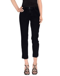 Joe's Jeans Denim Denim Trousers Women Black