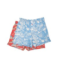 Tommy Bahama Knit Boxer Set Hawaii Scenic Hula Girls Men's Underwear Blue