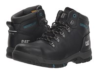 Caterpillar Mae Steel Toe Wp Black Work Boots