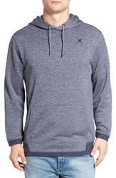 Hurley Men's Dri Fit Disperse Hoodie Obsidian
