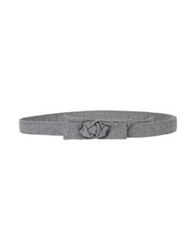 Blumarine Belts Grey