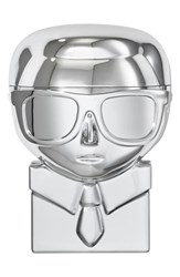 Model Co Karl Lagerfeld Modelco Kiss Me Karl Lip Balm Silver
