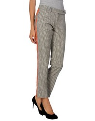 Alice San Diego Casual Pants White