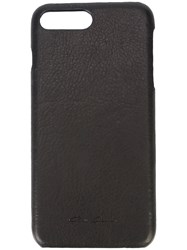 Rick Owens Iphone 7 Plus Cover Unisex Calf Leather One Size Black