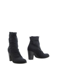 Jfk Ankle Boots Black