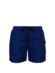 Everest Isles Relaxed Fit Swim Shorts Navy