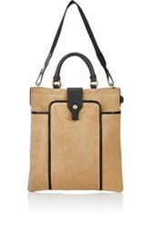 Maison Mayle Cadet Tote Yellow