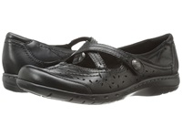 Cobb Hill Pearl Black Women's Flat Shoes