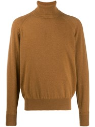 Tom Ford Roll Neck Cashmere Knitted Jumper 60