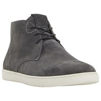 Dune Shoreditch High Top Trainers Grey