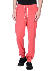 Happiness Casual Pants Red