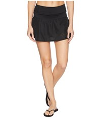 Jockey Active Circulation Skort Deep Black