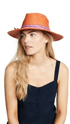 Hat Attack Tulum Rancher Orange