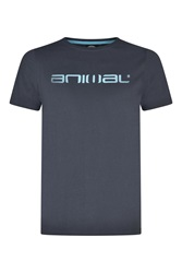 Animal Tee Basic Indigo