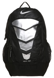 Nike Performance Air Max Vapor Energy Sports Bag Black Metal Silver