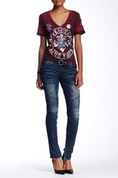Affliction Raquel Liberty Belgium Jean Blue