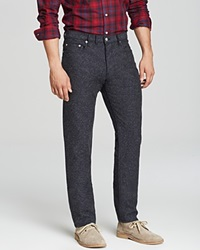 Shipley And Halmos Slim Fit Rhodes Birdseye Pants