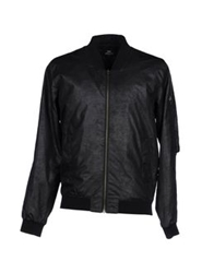 Dr. Denim Jeansmakers Jackets Black