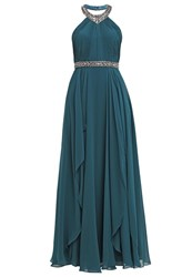 Unique Occasion Wear Ocean Teal Petrol