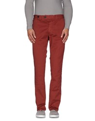 Reds Trousers Casual Trousers Men Maroon