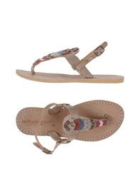 Juju Footwear Thong Sandals Women