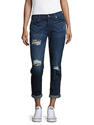 7 For All Mankind Rolled Cuff Jeans Baker City