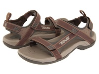 Teva Tanza Brown Men's Sandals
