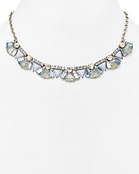 Sorrelli Swarovski Crystal Statement Necklace 15 100 Bloomingdale's Exclusive Pebble Blue