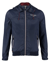 Kaporal Lean Summer Jacket Navy Dark Blue