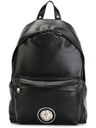 Versus Lion's Head Backpack Black