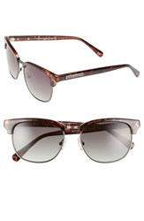 Women's Vince Camuto 55Mm Metal Sunglasses Tortoise
