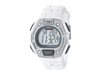 Timex Ironman Classic 50 White Silver Tone Watches