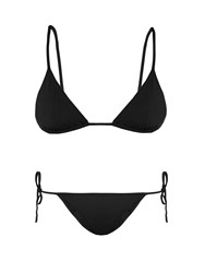 Eres Mouna And Malou Bikini Set Black