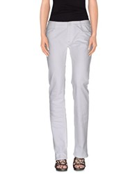 Boss Black Denim Denim Trousers Women White