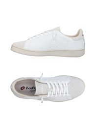 Lotto Leggenda Sneakers White