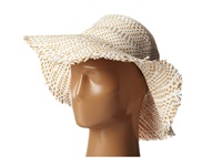 Bcbgmaxazria Multi Floppy Hat White Traditional Hats