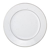 Bloomingville Emily Plate White