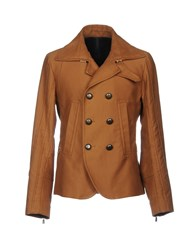 Gazzarrini Coats Brown