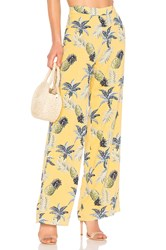 Majorelle Brandy Pants Yellow