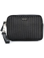 Dkny Quilted Clutch Black