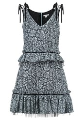 Zac Posen Brianna Cocktail Dress Party Dress Bubble Turquoise
