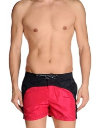 Marville Swimming Trunks Garnet