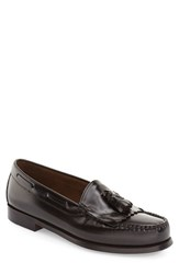 G.H. Bass Men's And Co. 'Layton' Tassel Loafer Black