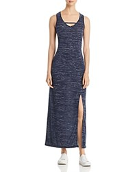 Marc New York Performance Space Dyed Maxi Dress Midnight