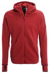 Adidas Performance Z.N.E. Tracksuit Top Red