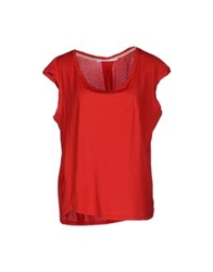 Jucca Short Sleeve T Shirts Red