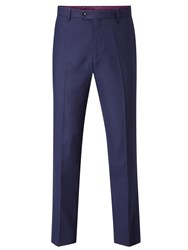Skopes Men's Reaney Suit Trouser Royal Blue