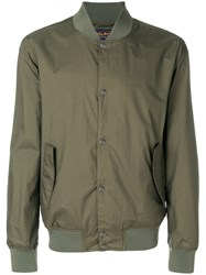 Woolrich Wallaby Bomber Jacket Green